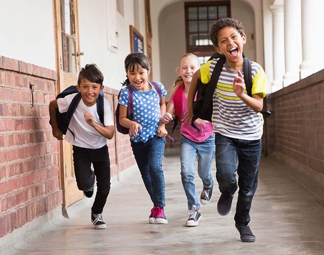 kids-running-down-hall