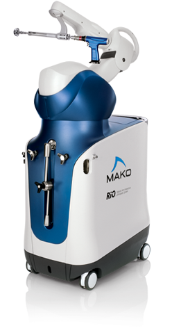 Mako Robotic-Arm Assisted Surgery